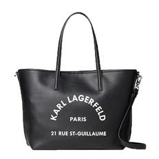 Kabelka Karl Lagerfeld Rue St Guillaume Tote
