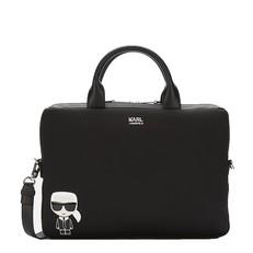 Kabela na laptop Karl Lagerfeld K/Ikonik Laptop Sleeve