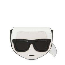 Kabelka ledvinka Karl Lagerfeld K/Ikonik Belt