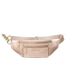 Kabelka ledvinka Michael Kors Mott Belt soft pink