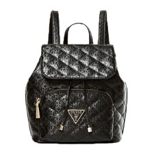 Kabelka batoh Guess Astrid Triangle Logo Backpack