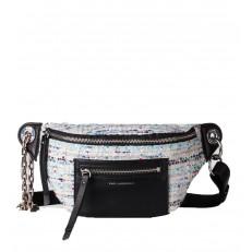 Kabelka ledvinka Karl Lagerfeld K/Soho Tweed Bumbag