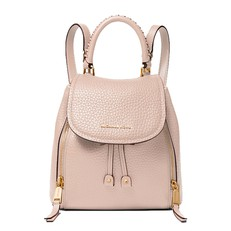 Kabelka batoh Michael Kors Viv Extra-Small Pebbled Leather Backpack soft pink