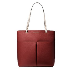 Kabelka Michael Kors Bedford Large Pebbled Leather Pocket Tote