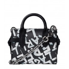 Kabelka Karl Lagerfeld K/Ikon Graffiti Nano Top-Handle