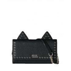 Kabelka Karl Lagerfeld K/Stone Choupette Chain Wallet