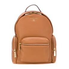 Kabelka Michael Kors Jet Set Leather Backpack acorn