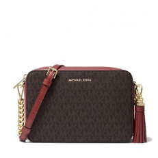 Kabelka Michael Kors Ginny Medium Logo Crossbody