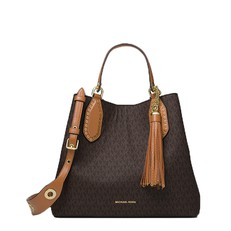 Kabelka Michael Kors Brooklyn Large Logo Satchel