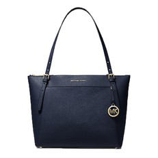 Kabelka Michael Kors Voyager Large Saffiano Leather Top-Zip Tote