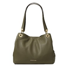 Kabelka Michael Kors Raven Large Shoulder olive