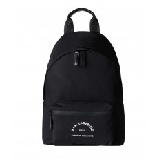 Kabelka batoh Karl Lagerfeld Rue St. Guillaume Medium Nylon Backpack