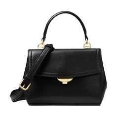 Kabelka Michael Kors Ava Extra-Small Leather Crossbody černá
