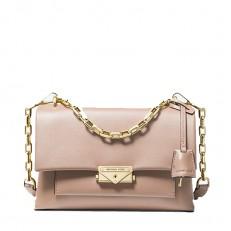 Kabelka Michael Kors Cece Medium Leather Shoulder soft pink
