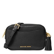 Kabelka ledvinka Michael Kors Pebbled Leather Convertible Belt
