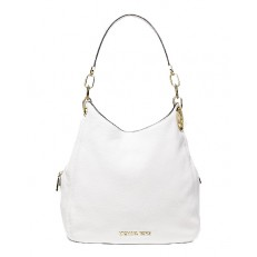 Kabelka Michael Kors Lillie Large Pebbled Leather Shoulder