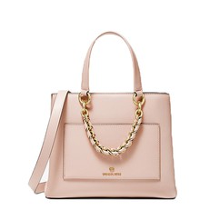 Kabelka Michael Kors Cece Small Leather Chain Messenger soft pink