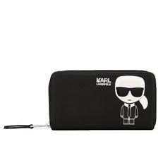 Peněženka Karl Lagerfeld K/Ikonik Zip Around Wallet
