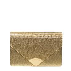 Kabelka Michael Kors Barbara Envelope Clutch Metallic