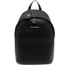 Kožený batoh Emporio Armani