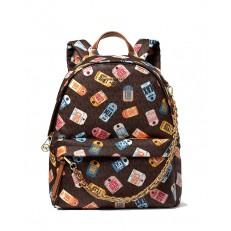 Kabelka Michael Kors Slater Medium Printed Studd Backpack