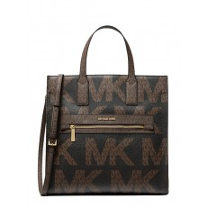 Kabelka Michael Kors Kenly Large Graphic Logo Tote