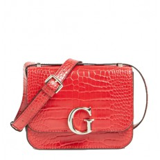 Kabelka Guess Corily Croc Crossbody