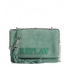Kožená kabelka Replay