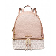 Kabelka Michael Kors Rhea Medium Color-Block Logo Backpack