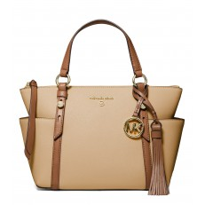 Kabelka Michael Kors Sullivan Small Two-Tone Top-Zip Tote