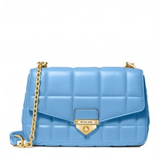 Kabelka Michael Kors Soho Small Shoulder pacific
