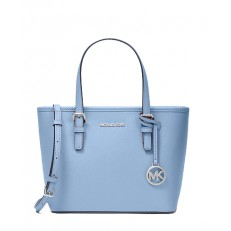 Kabelka Michael Kors Jet Set Travel Extra Small TZ Tote light sky
