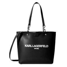 Kabelka Karl Lagerfeld Paris Adele Smooth PU Applique Tote