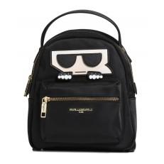 Kabelka batoh Karl Lagerfeld Paris Amour Nylon Karl Backpack