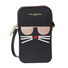 Kabelka pouzdro Karl Lagerfeld Paris Maybelle Cell Phone Crossbody