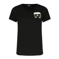 Tričko Karl Lagerfeld Ikon Karl Pocket T-Shirt