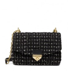 Kabelka Michael Kors Soho Small Tweed Shoulder