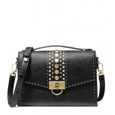 Kabelka Michael Kors Hendrix MD Studded Crossbody