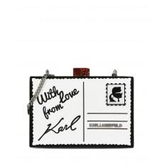 Kabelka Karl Lagerfeld Postcard Minaudiere