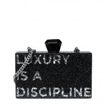 Kabelka Karl Lagerfeld Quote Minaudiere
