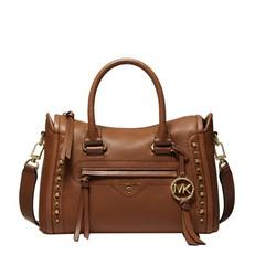 Kabelka Michael Kors Carine Small Studded Satchel luggage