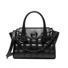 Kabelka Michael Kors Carmen Extra-Small Quilted Satchel
