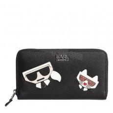 Peněženka Karl Lagerfeld K/Kocktail Zip Around Wallet