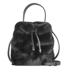 Kabelka Karl Lagerfeld Karl X Carine Fur Bucket