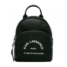 Kabelka batoh Karl Lagerfeld Rue St Guillaume Small Backpack