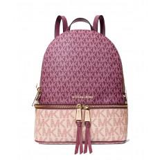 Kabelka Michael Kors Rhea Medium Color-Block Logo Backpack
