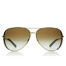 Sluneční brýle Michael Kors Chelsea zlaté/hnědé