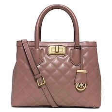 Kabelka Michael Kors Hannah Medium Quilted Satchel