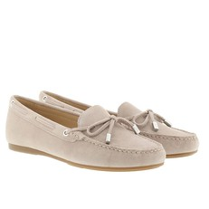 Boty Michael Kors Sutton Suede Moccasin cement