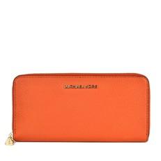 Peněženka Michael Kors Bedford Continental orange